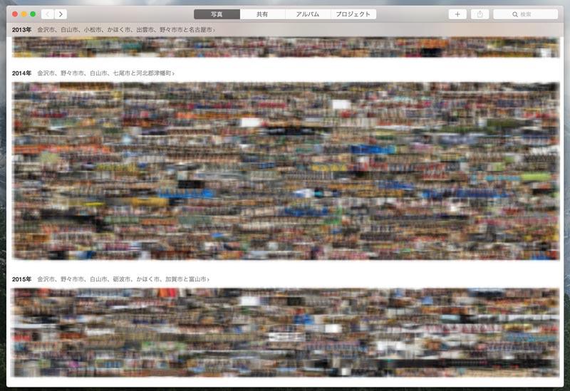 macOSの写真アプリと同期される