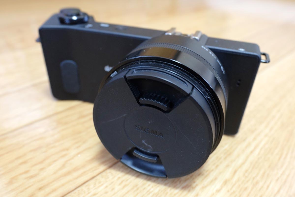 SIGMA dp1 Quattro レンズキャップ