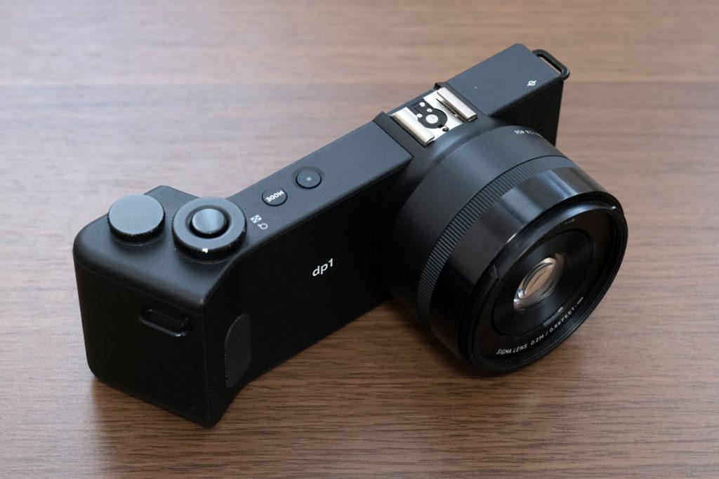 dp1 Quattro カメラボディ