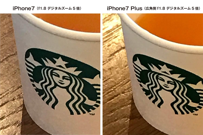 デジタルズーム5倍の画像(拡大)