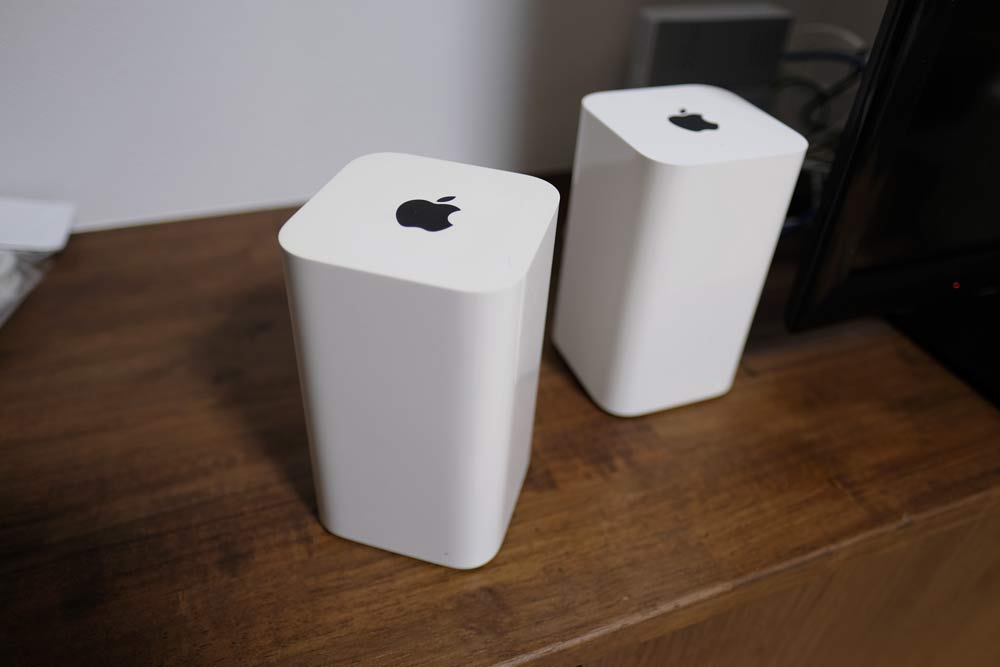 Apple Time Machine Capsule