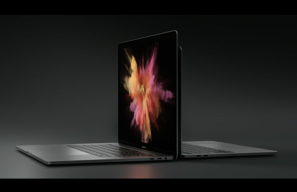 MacBook Pro 2016 デザイン
