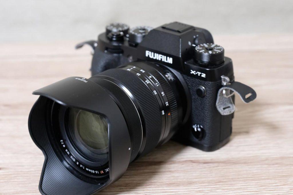 X-T2 + XF16-80mmF4