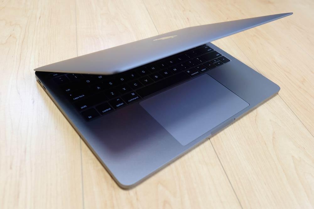 MacBook Pro 13 を開く