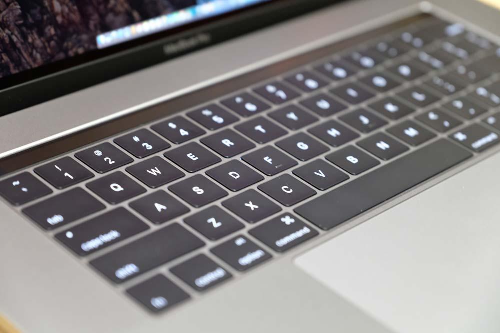 第2世代バタフライ構造のキーボード