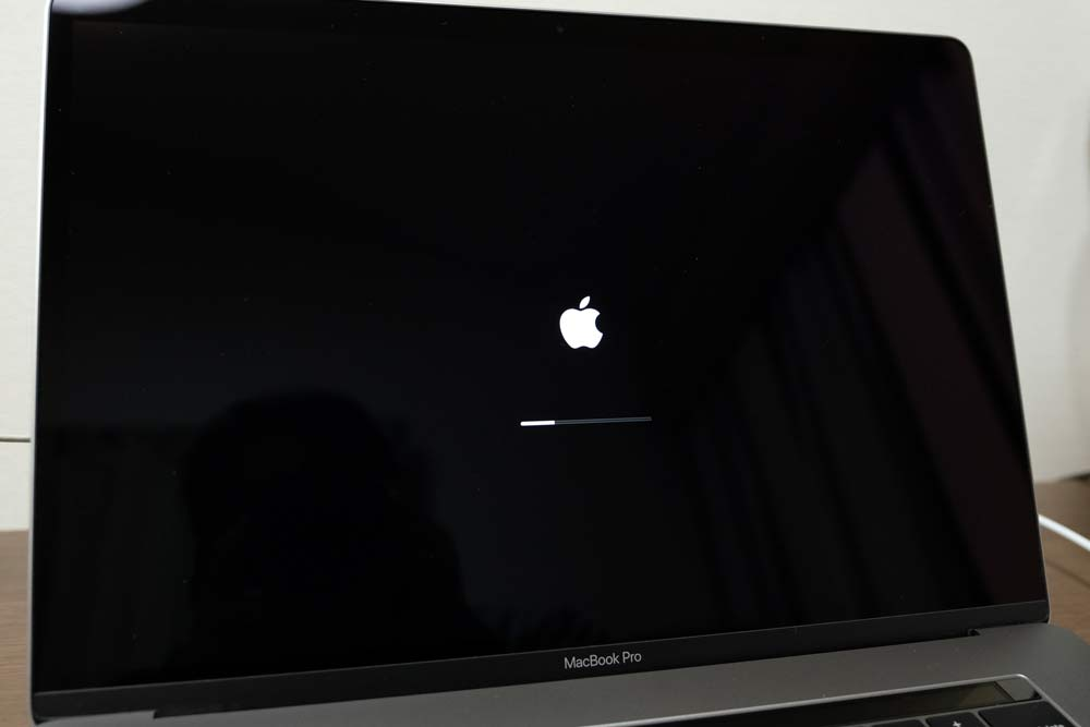macOS復元