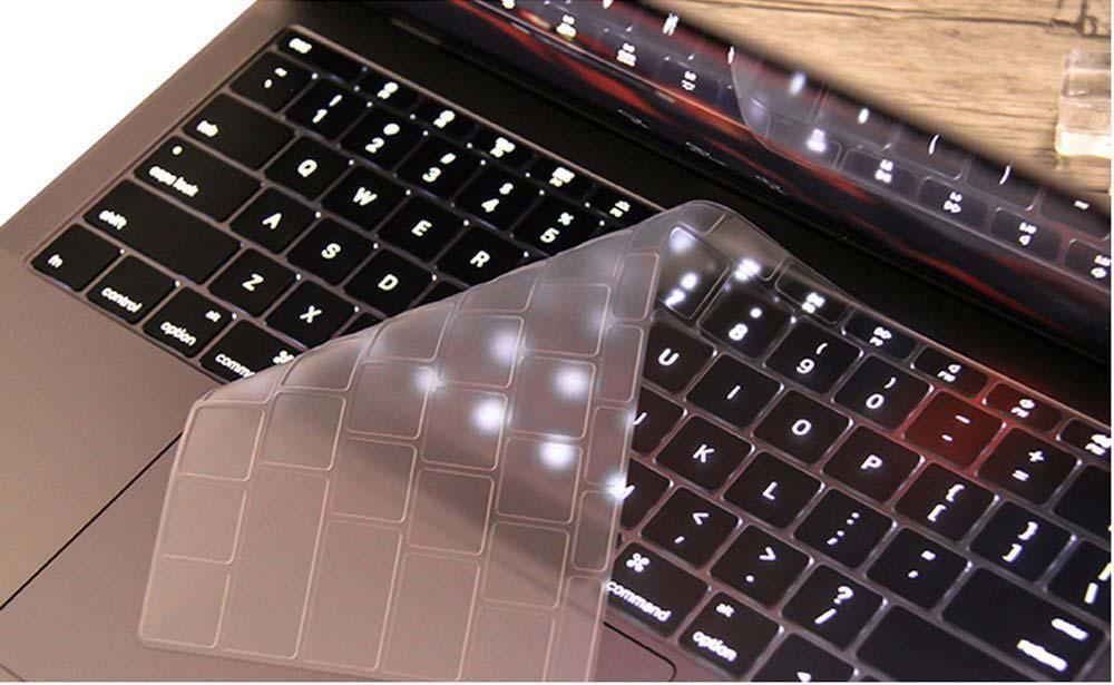 MacBook Pro late 2016 キーボードカバークリアタイプ