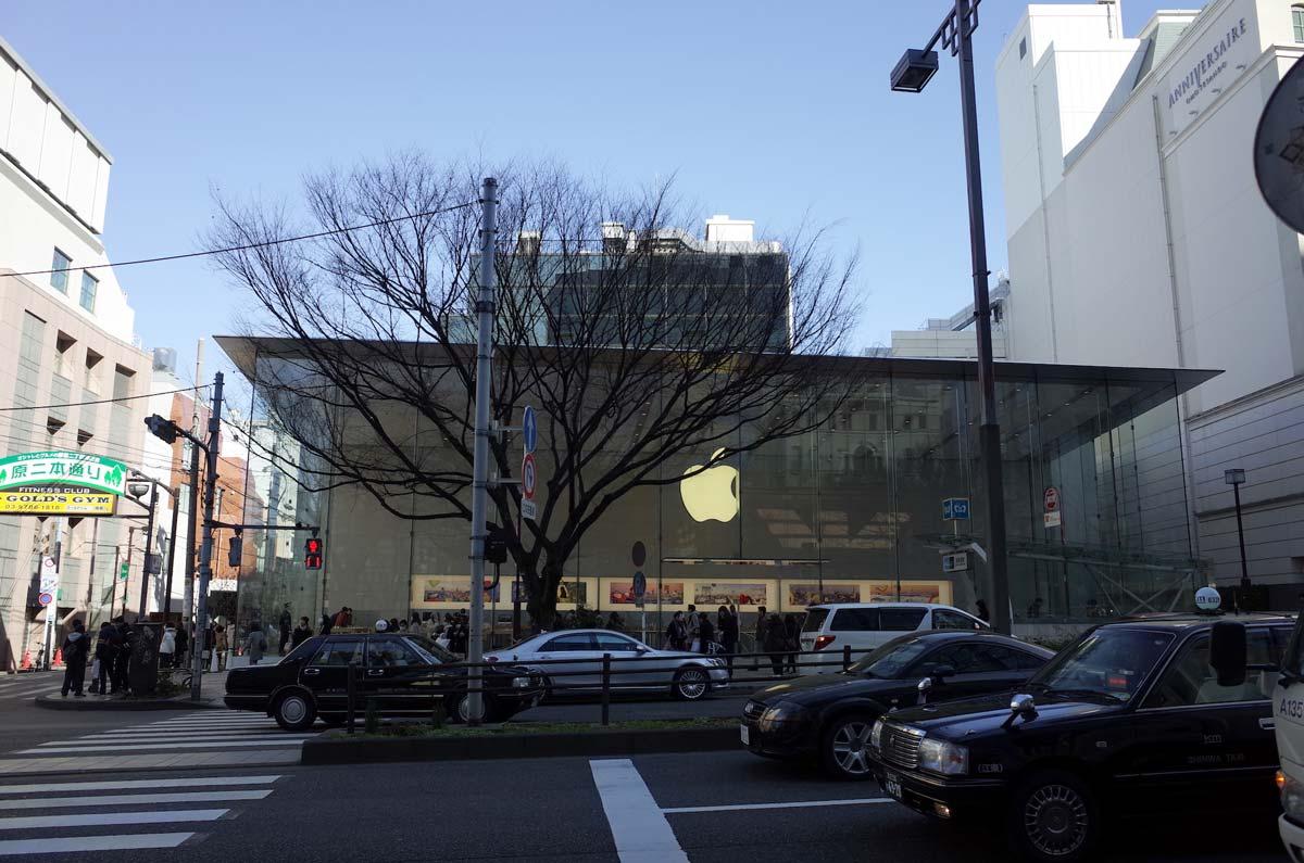 Apple Store渋谷
