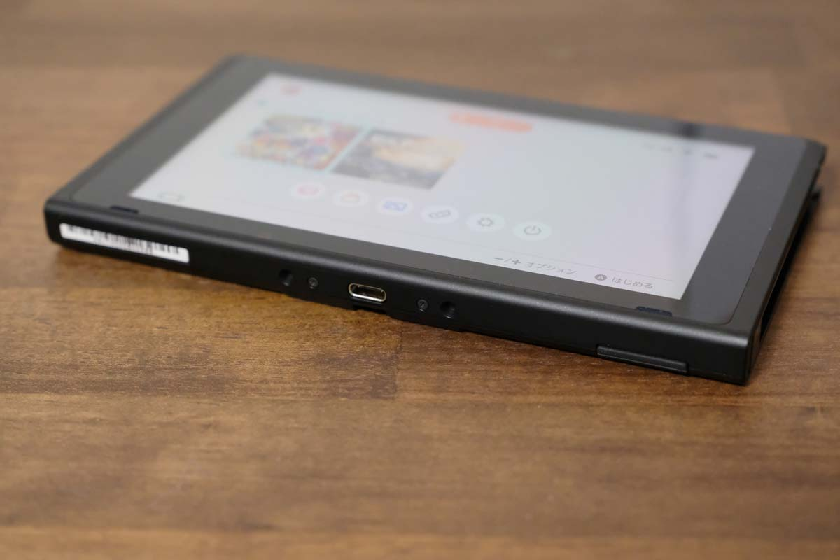 ニンテンドースイッチ 充電ポート(USB-C)