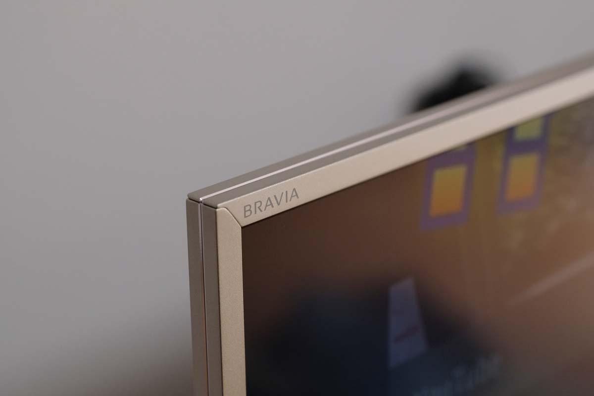 BRAVIAのロゴ