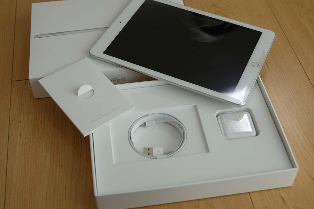 iPad(第5世代)付属品