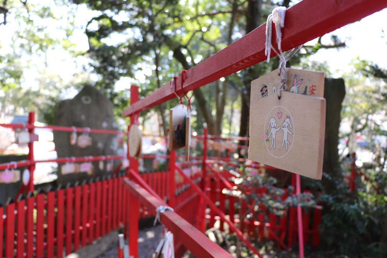 広坂神社の絵馬