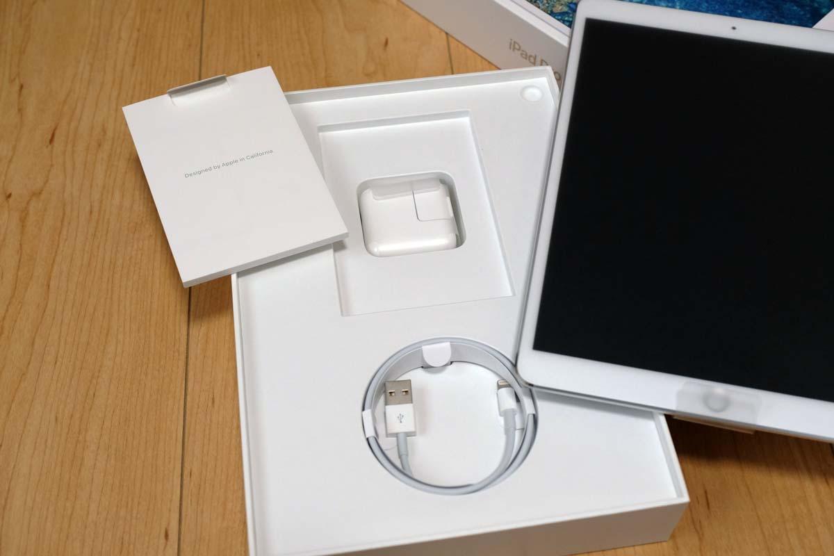 iPad Pro 10.5 付属品