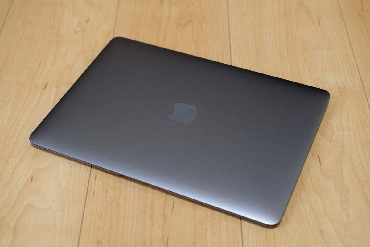 MacBook 2017 外観デザイン