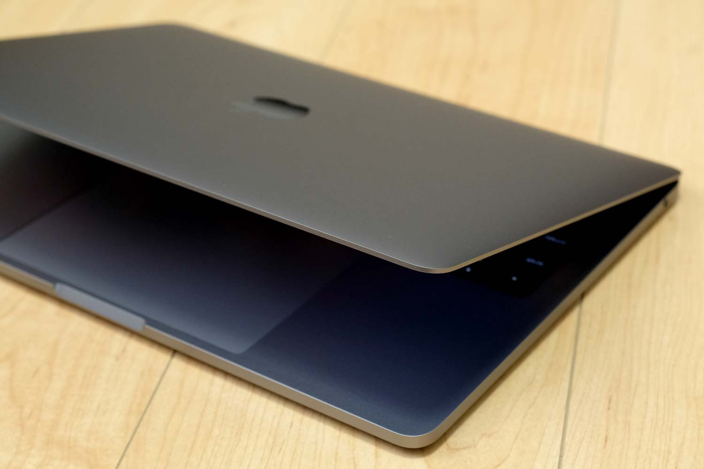 MacBook Pro 2017 デザイン