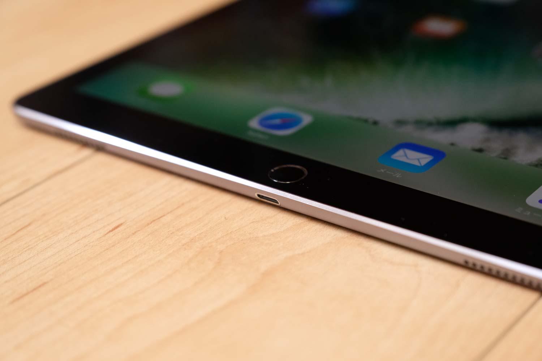 iPad Pro 12.9(第2世代)Touch ID