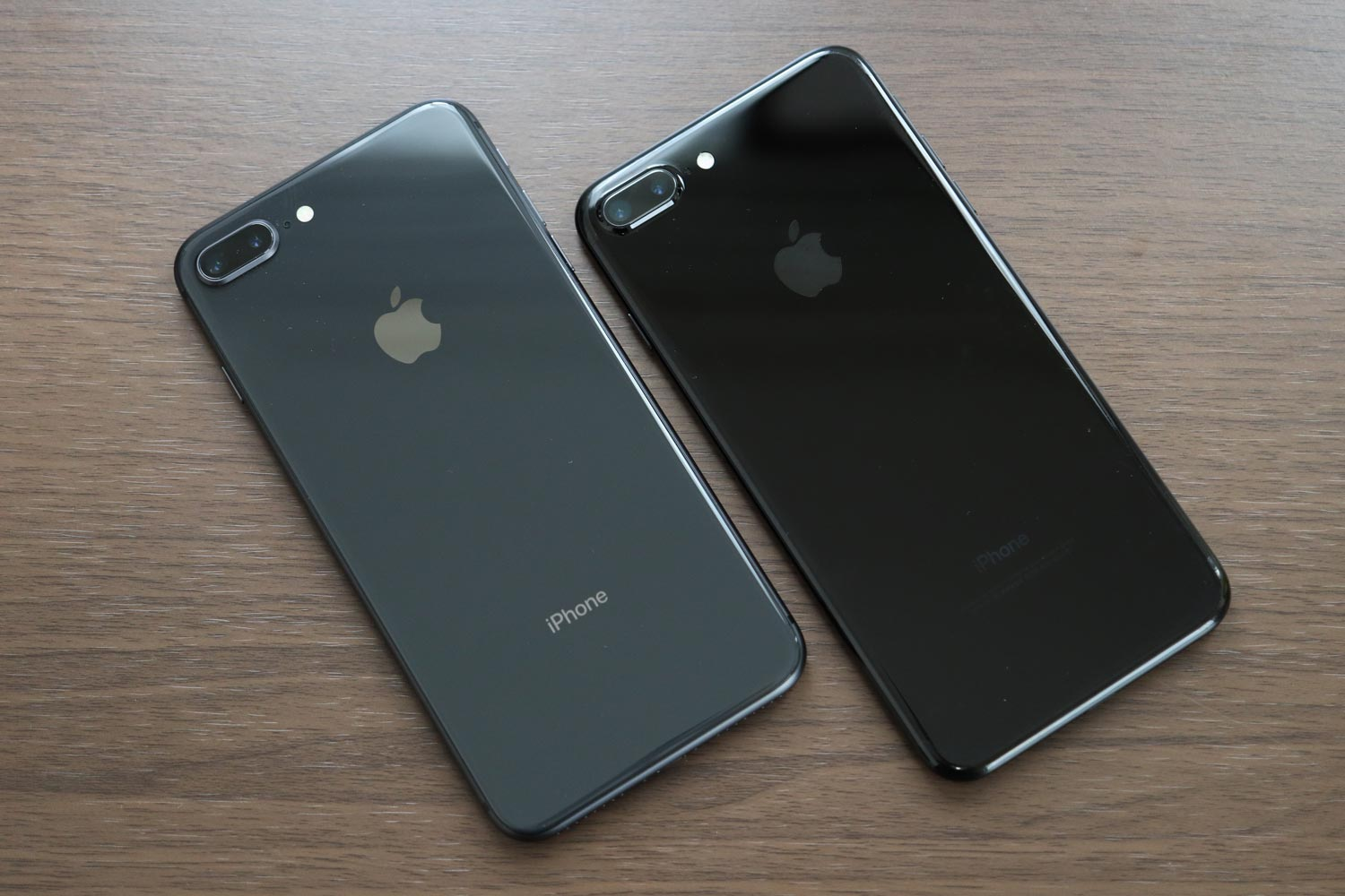 iPhone 8 PlusとiPhone 7 Plus