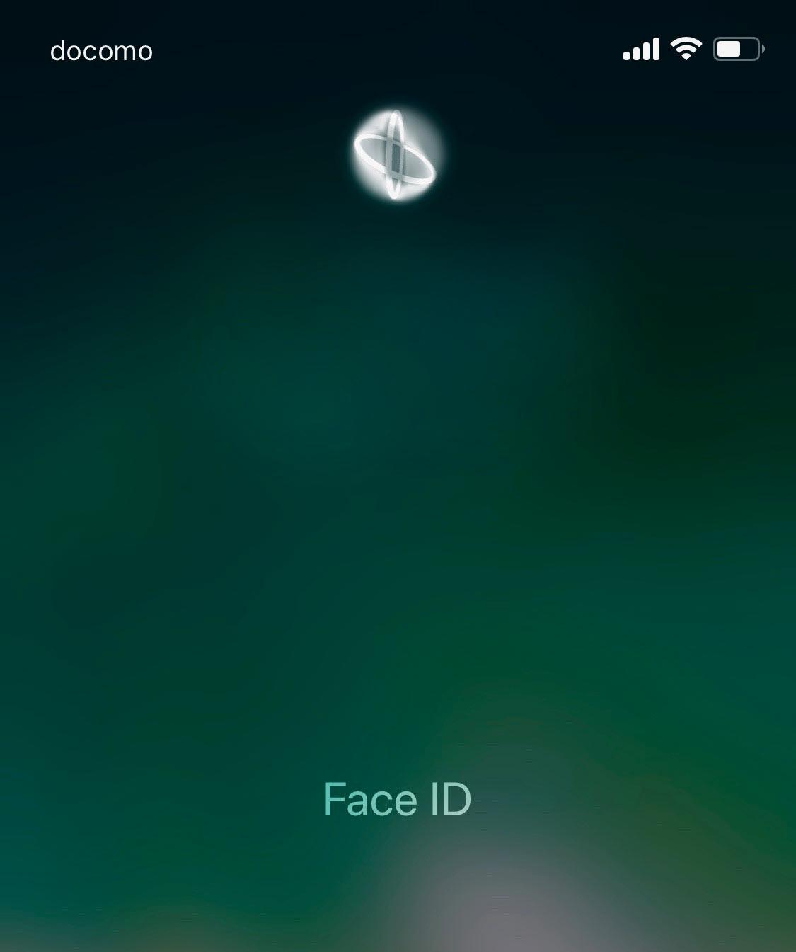 Face ID アイコン