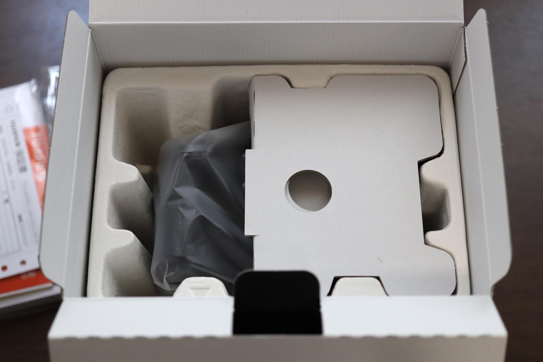 X-H1 箱の中