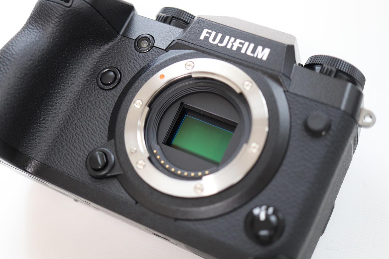 X-H1 イメージセンサー