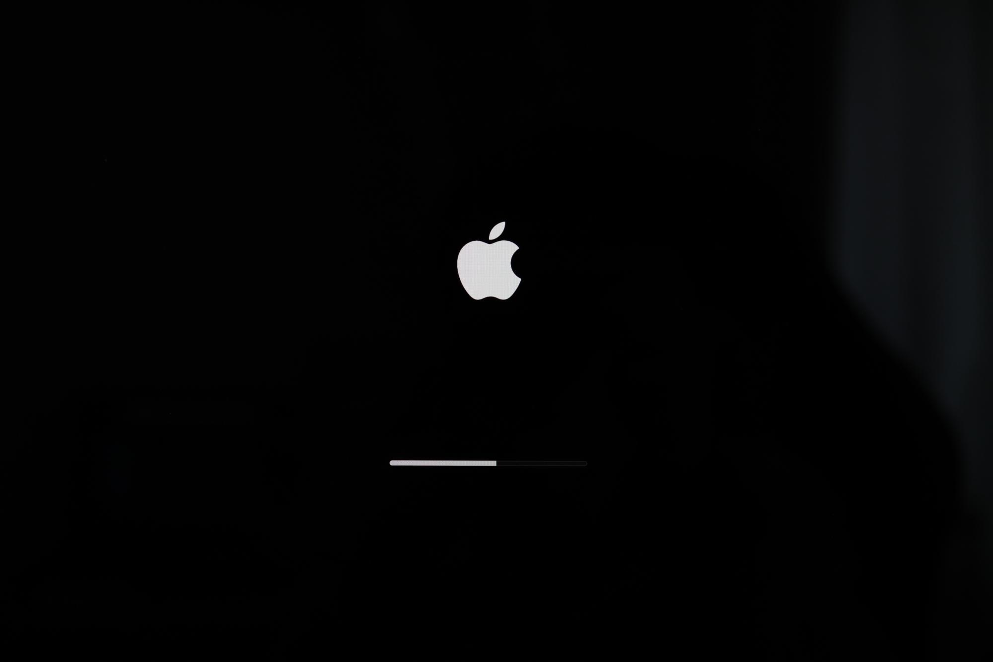 macOSのインストール