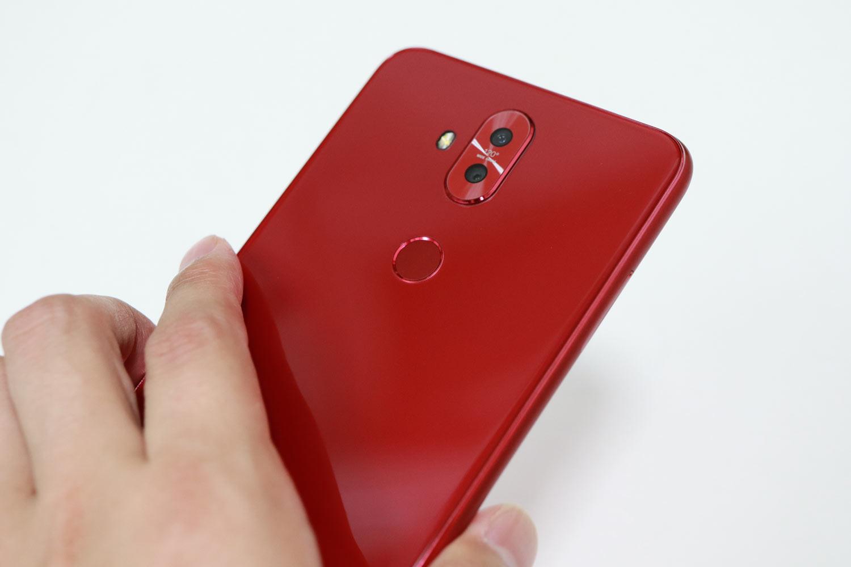Zenfone 5Q ガラス素材