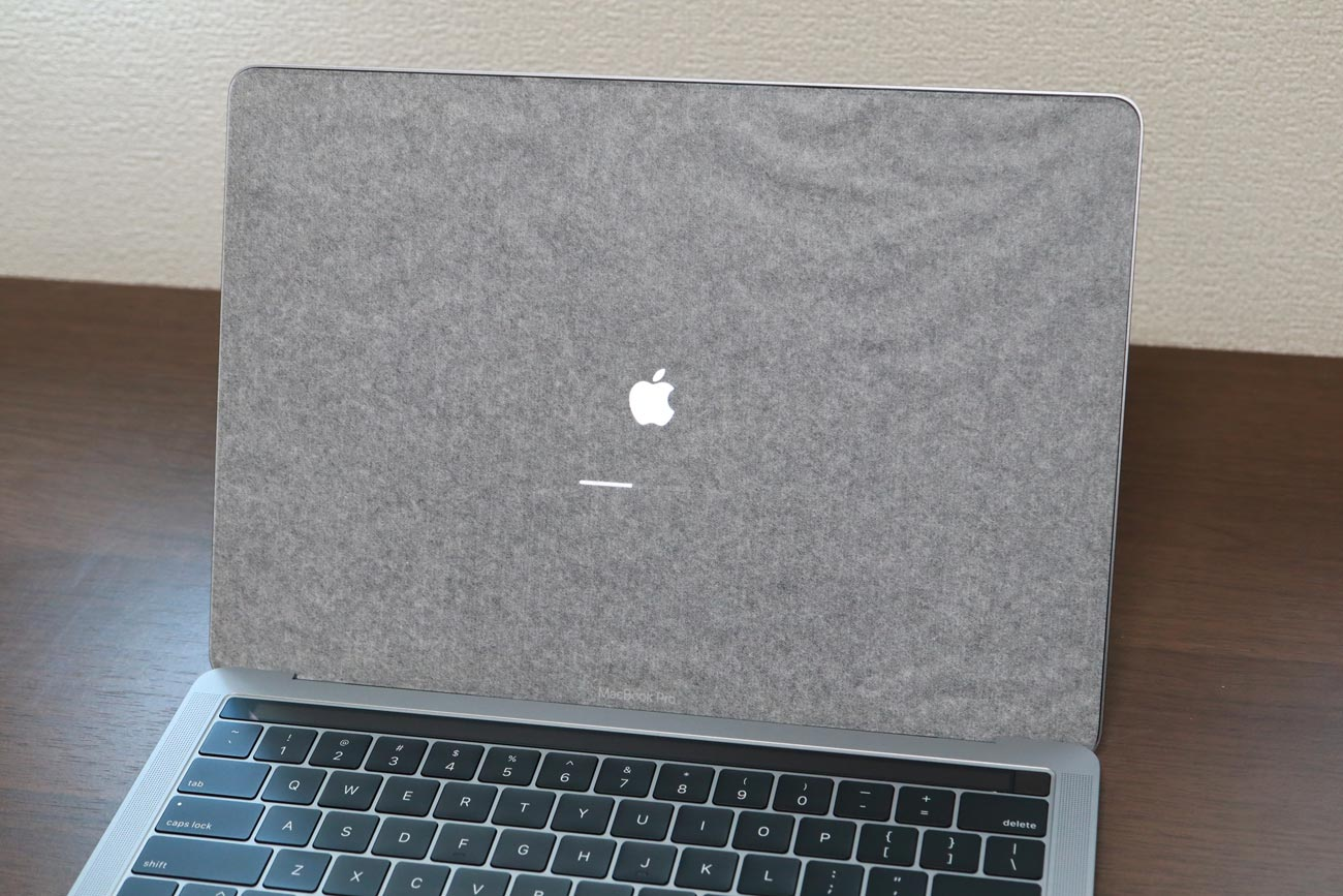 MacBook Pro 自動電源