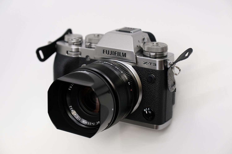 X-T3 + XF35mmF1.4