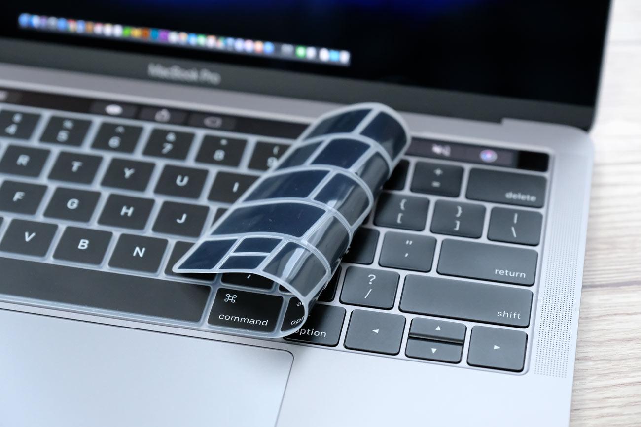 MacBook Pro キーボードカバー