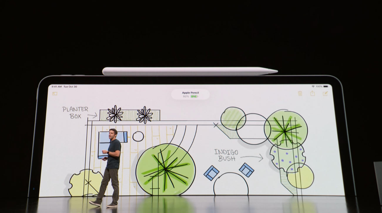 Apple Pencil 第2世代
