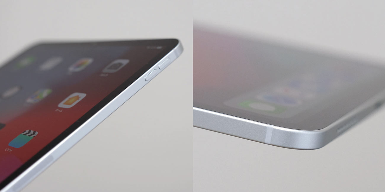 iPad Pro 11 スクエア型デザイン
