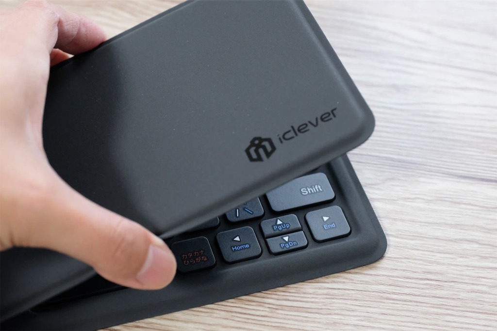 iClever IC-BK06 キーボードを開く