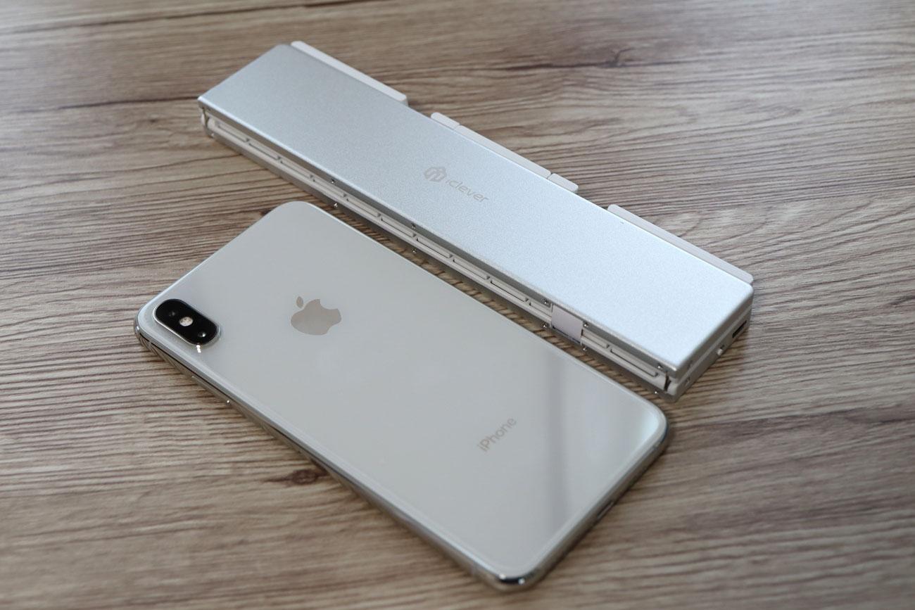iPhoneとIC-BK11