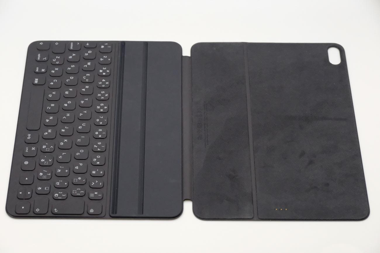 Smart Keyboard Folio(スマートキーボードフォリオ)外観デザイン