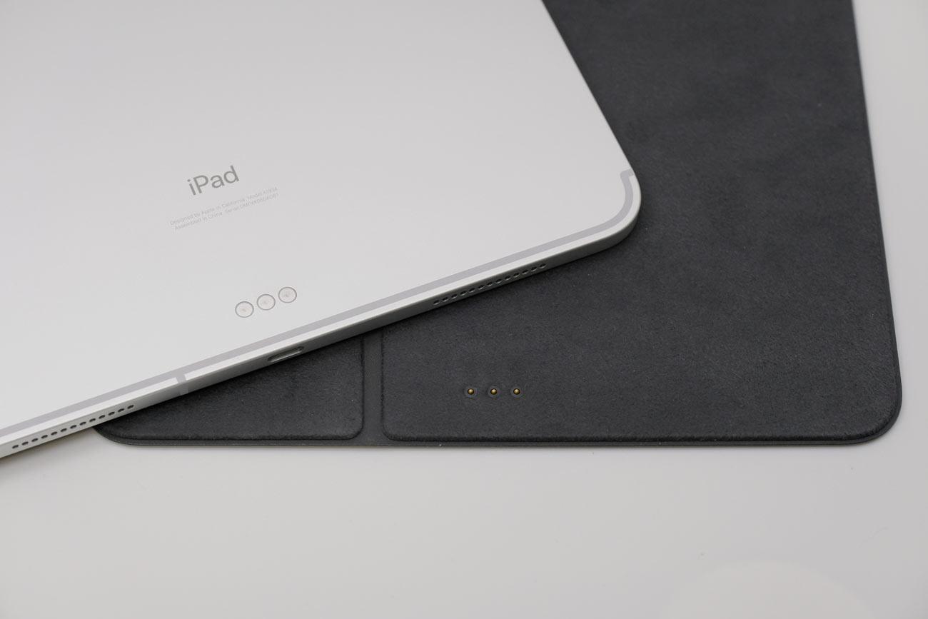 iPad Pro 2018のSmart Connector