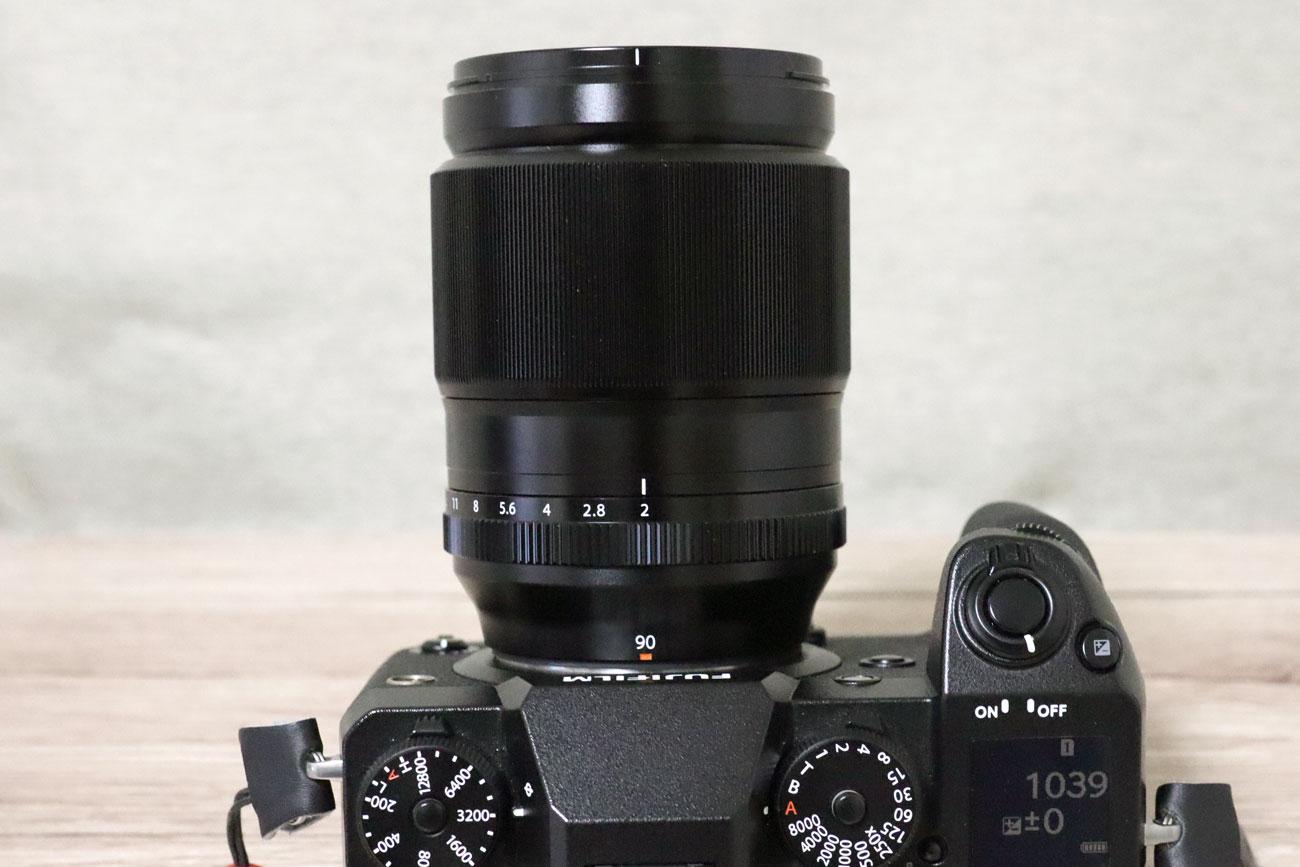 XF90mm F2