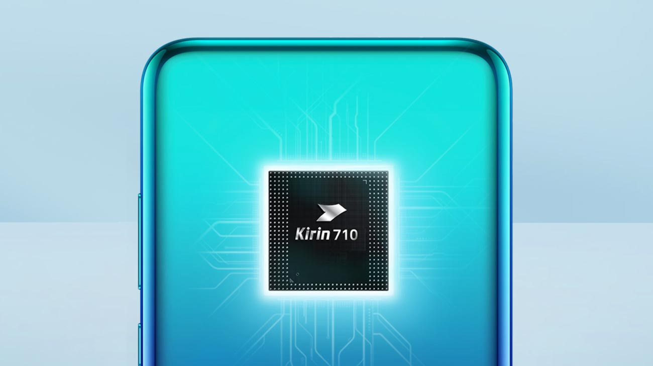HUAWEI Kirin710 オクタコアプロセッサ
