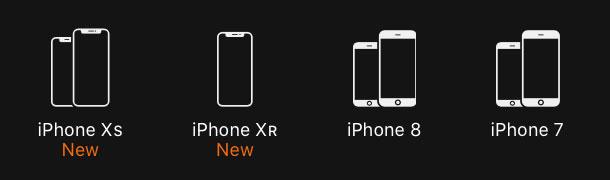 iPhoneシリーズ