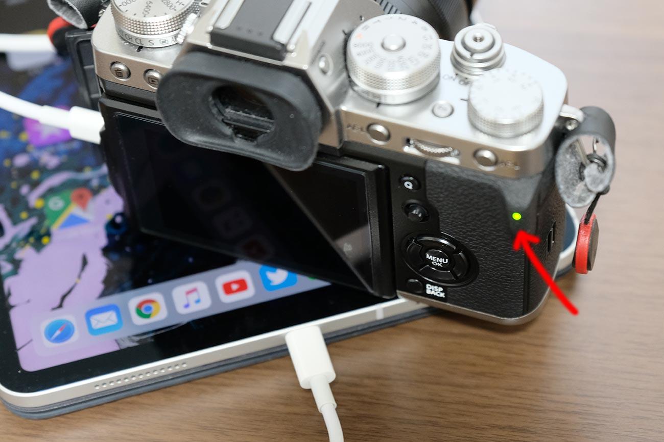 iPad Proがモバイルバッテリー化する