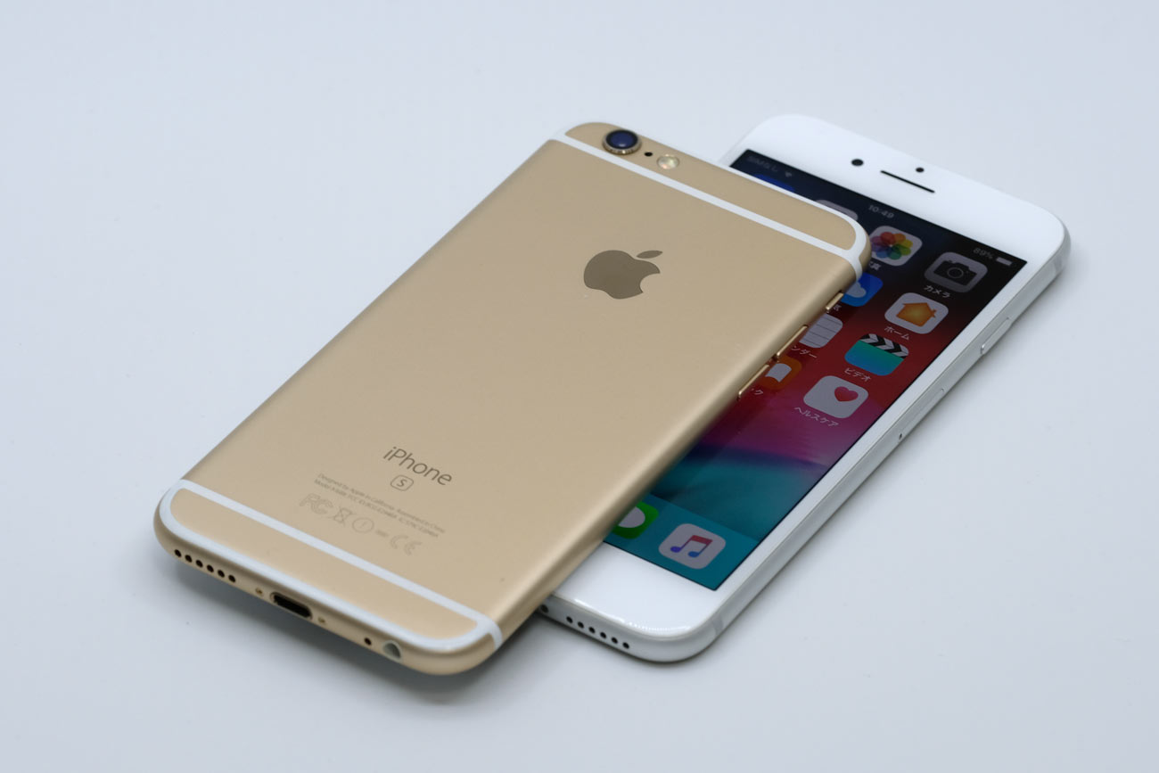 iPhone 6s 外観