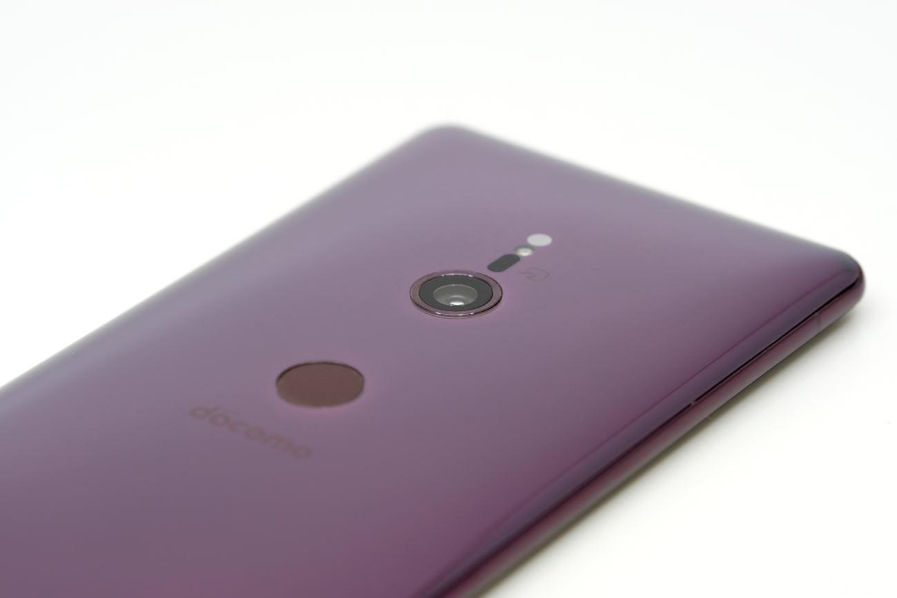 Xperia XZ3 メインカメラ