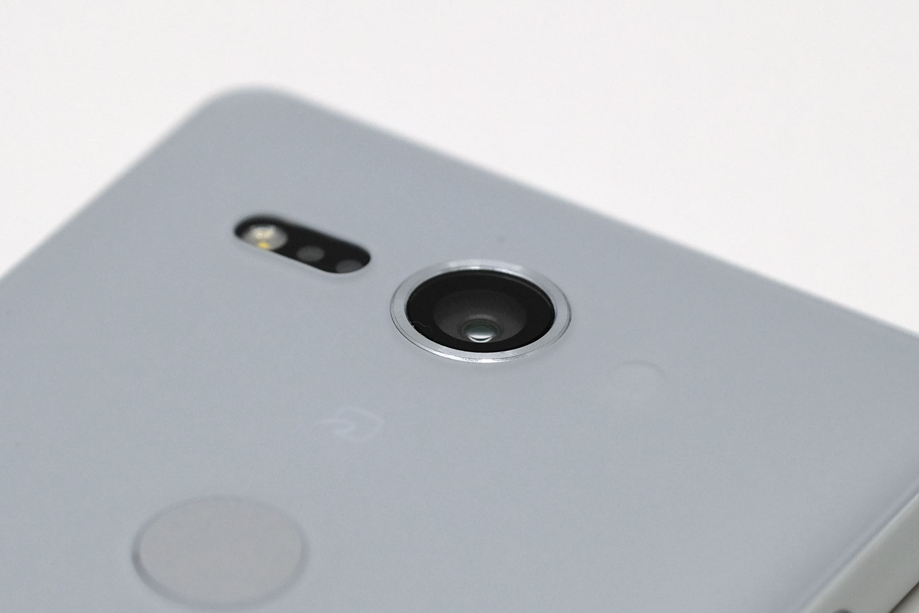 Xperia XZ2 Compact メインカメラ