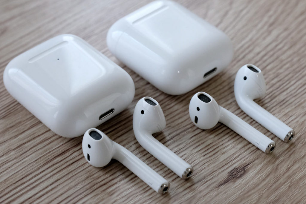 AirPods(第2世代)とAirPods