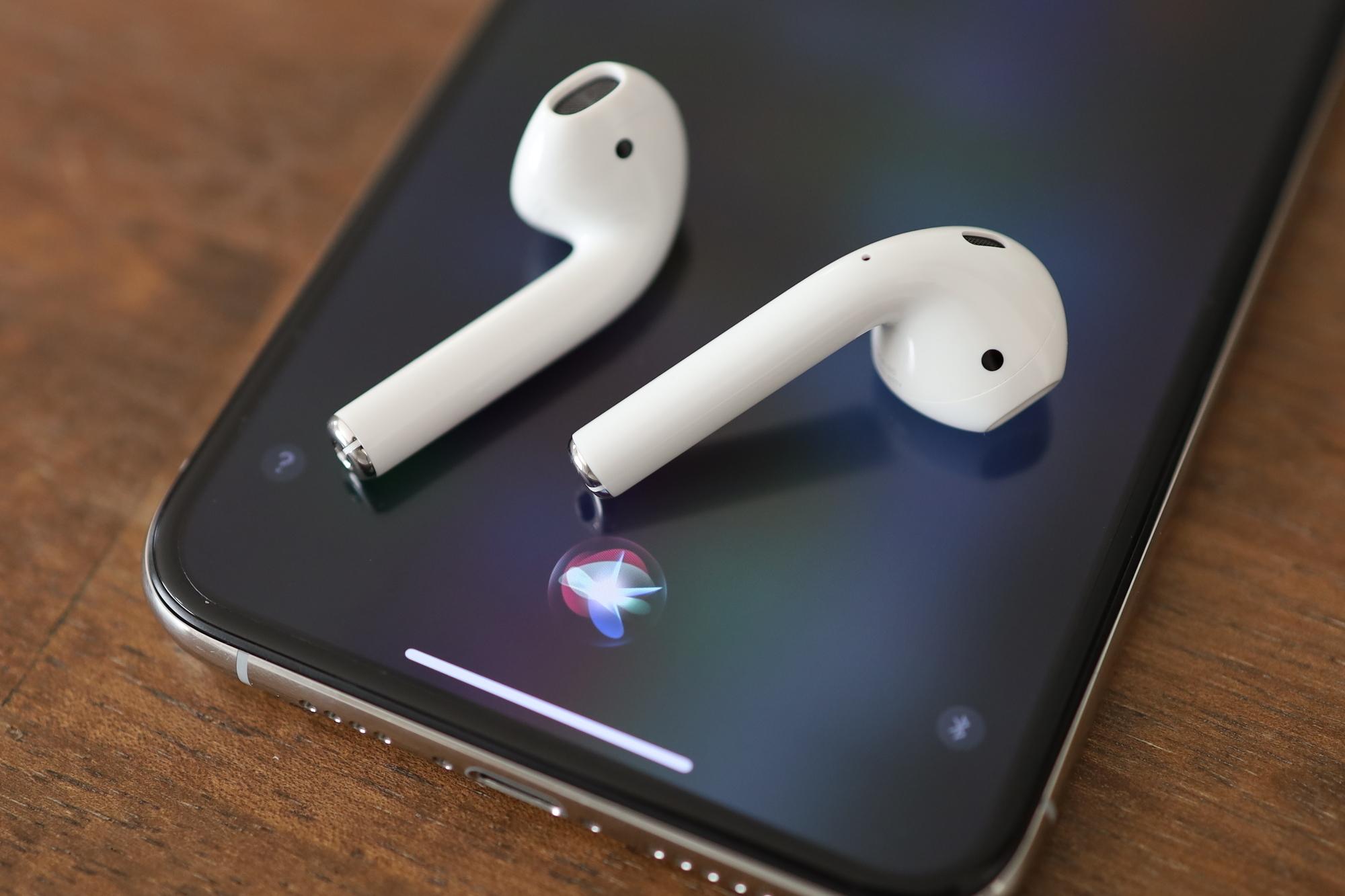AirPods(第2世代)はHey!Siriに対応