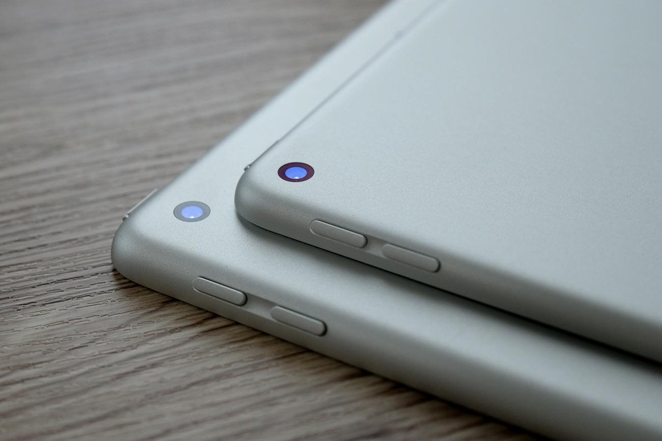 iPad Air 3とiPad(第6世代)リアカメラの違い