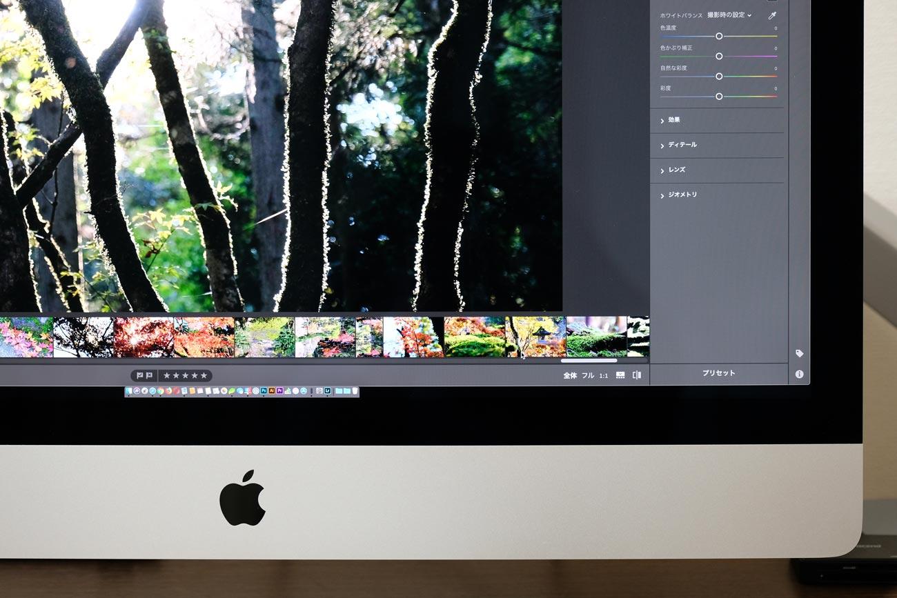 iMacの5Kディスプレイ