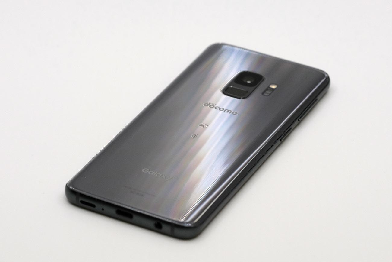 Galaxy S9 背面パネル