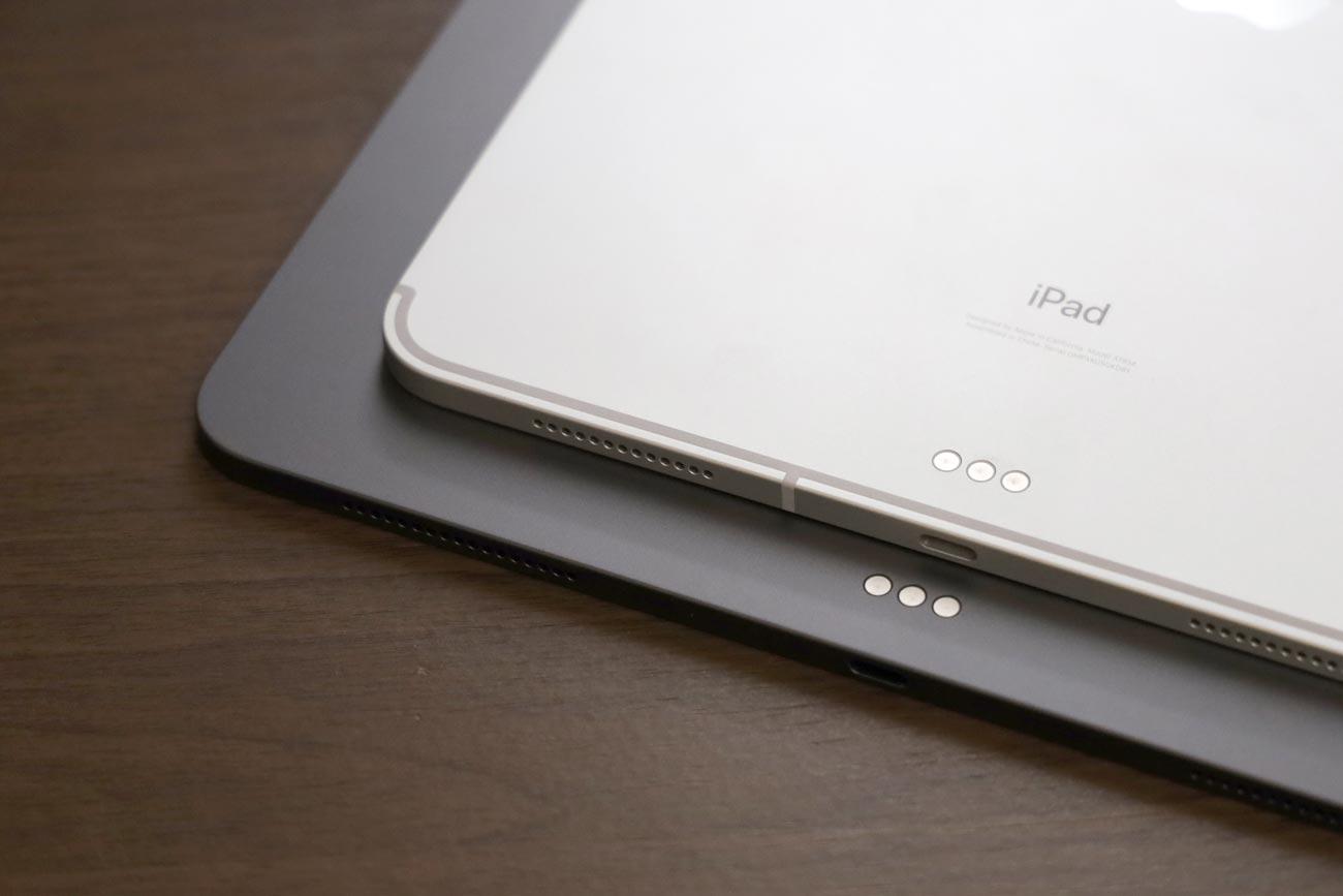 iPad Pro Wi-Fiモデルとセルラーモデル
