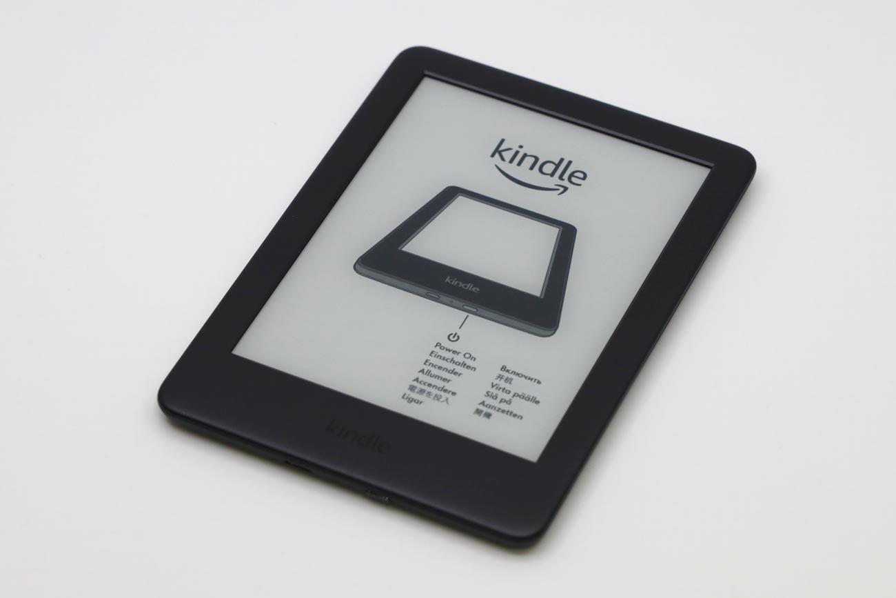 Kindle(2019・第10世代)外観デザイン