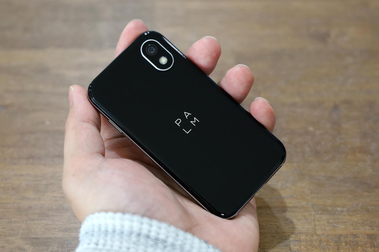 Palm Phone 手のひらサイズのスマホ